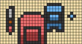 Alpha pattern #76270