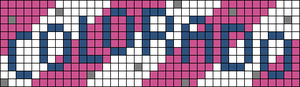 Alpha pattern #76271