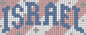 Alpha pattern #76272