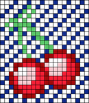 Alpha pattern #76275