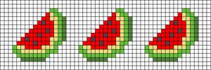 Alpha pattern #76277