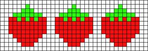 Alpha pattern #76278