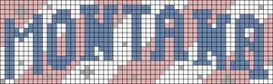 Alpha pattern #76279