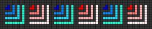 Alpha pattern #76286