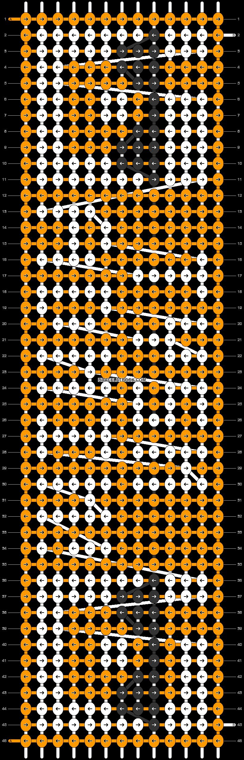 Alpha pattern #76294 pattern