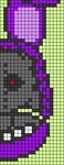 Alpha pattern #76301