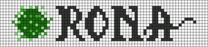 Alpha pattern #76318