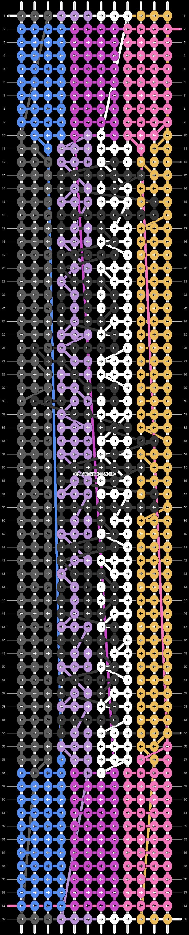 Alpha pattern #76336 pattern