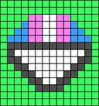 Alpha pattern #76338