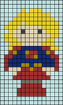 Alpha pattern #76346