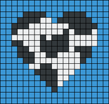 Alpha pattern #76350