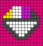 Alpha pattern #76360