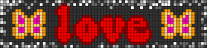 Alpha pattern #76361