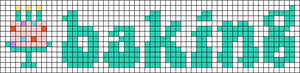 Alpha pattern #76369