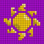 Alpha pattern #76373