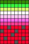 Alpha pattern #76383