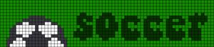 Alpha pattern #76387