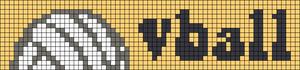 Alpha pattern #76388