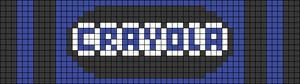 Alpha pattern #76390