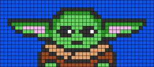 Alpha pattern #76402