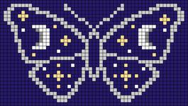 Alpha pattern #76404