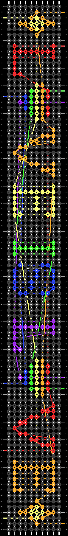 Alpha pattern #76406 pattern