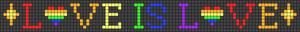 Alpha pattern #76406