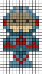 Alpha pattern #76409