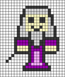 Alpha pattern #76413