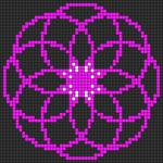 Alpha pattern #76419