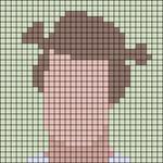 Alpha pattern #76423