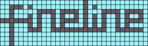 Alpha pattern #76427
