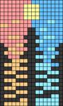 Alpha pattern #76455