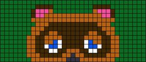 Alpha pattern #76461