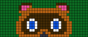 Alpha pattern #76465