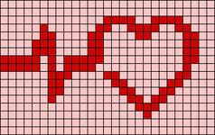 Alpha pattern #76466