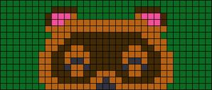 Alpha pattern #76468