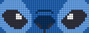 Alpha pattern #76475