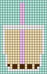 Alpha pattern #76478