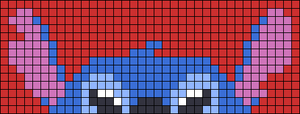 Alpha pattern #76479