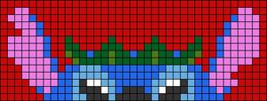 Alpha pattern #76481
