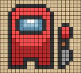 Alpha pattern #76486