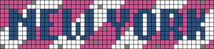 Alpha pattern #76491