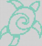 Alpha pattern #76493
