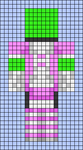 Alpha pattern #76525