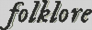 Alpha pattern #76537