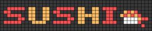 Alpha pattern #76538
