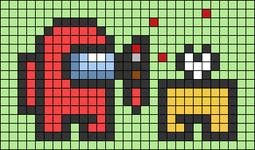 Alpha pattern #76547