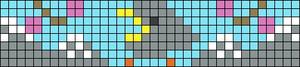 Alpha pattern #76548