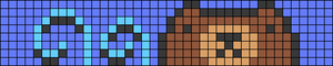 Alpha pattern #76549